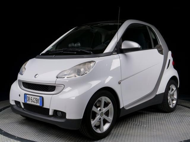 sold smart fortwo coup usata del used cars for sale. Black Bedroom Furniture Sets. Home Design Ideas