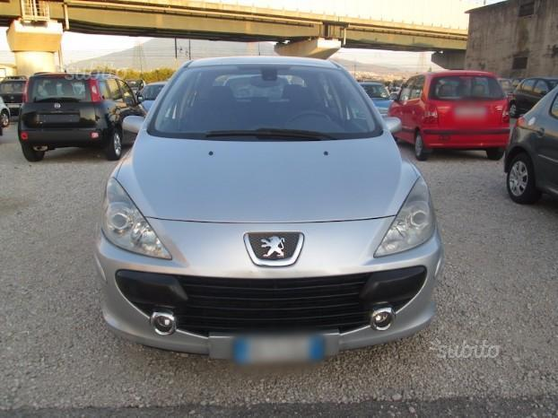 sold peugeot 307 1 6 hdi 110 cv bu used cars for sale autouncle. Black Bedroom Furniture Sets. Home Design Ideas