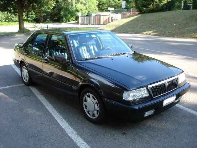sold lancia thema 2 0 i e turbo 1 used cars for sale autouncle. Black Bedroom Furniture Sets. Home Design Ideas
