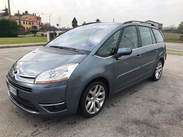 Sold Citro U00ebn Grand C4 Picasso 2 0