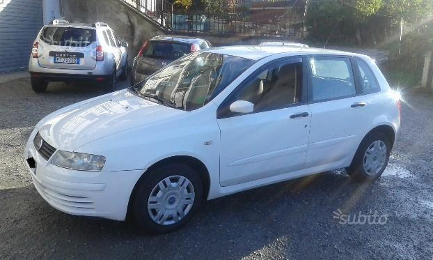 sold fiat stilo 1 9 jtd 115 cv used cars for sale autouncle. Black Bedroom Furniture Sets. Home Design Ideas