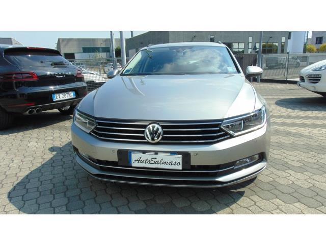 usata VW Passat Variant 2.0 TDI DSG BM.Tech.