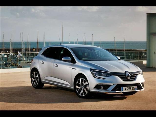 usata Renault Mégane 1.5 dci Intens Energy 110cv edc