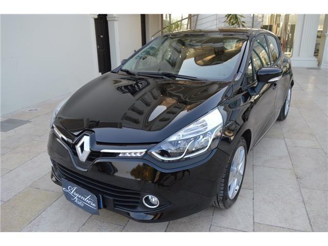 usata Renault Clio dCi 8V 75CV ZEN ENERGY NAVI CERCHI IN LEGA