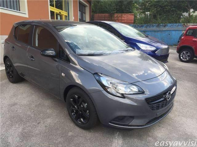 sold opel corsa 1 4 gpl 5 porte b used cars for sale. Black Bedroom Furniture Sets. Home Design Ideas