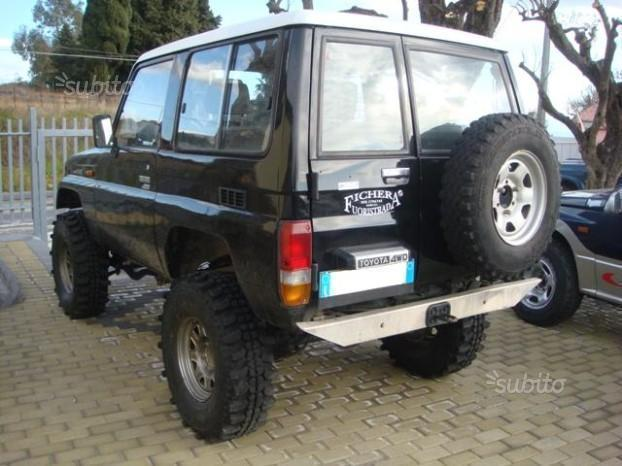 sold toyota land cruiser 3 0 turbo used cars for sale autouncle. Black Bedroom Furniture Sets. Home Design Ideas