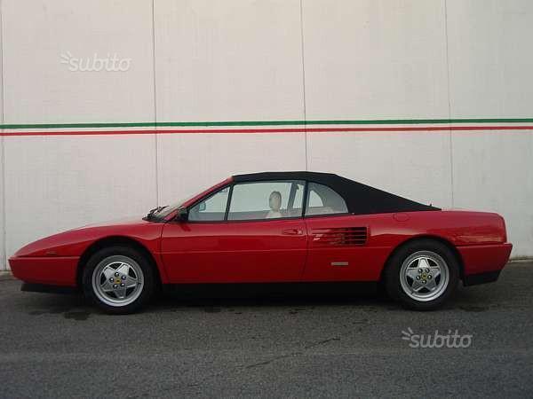 sold ferrari mondial 1984 used cars for sale autouncle. Black Bedroom Furniture Sets. Home Design Ideas