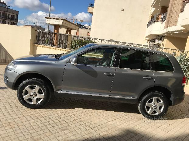 sold vw touareg 2 5 r5 tdi dpf tip used cars for sale autouncle. Black Bedroom Furniture Sets. Home Design Ideas