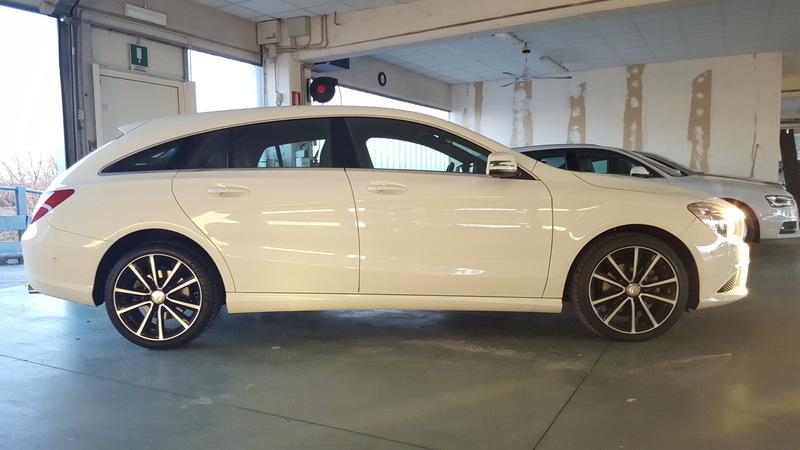 sold mercedes cla200 2 1 diesel sh used cars for sale autouncle. Black Bedroom Furniture Sets. Home Design Ideas