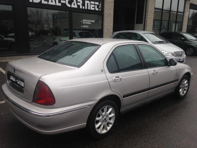 Sold Rover 45 2.0i TD 5 porte Conn. - used cars for sale ...