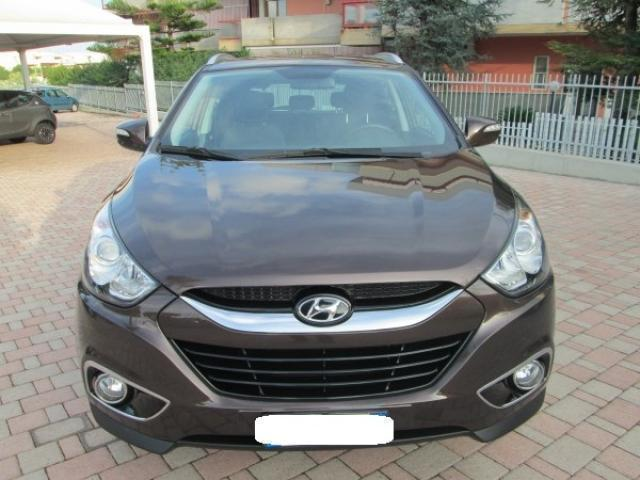 usato 2 0 crdi 136cv 4wd classic hyundai ix35 2010 km in monopoli ba. Black Bedroom Furniture Sets. Home Design Ideas