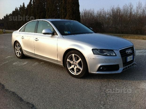 Sold audi a4 berlina 2 7 tdi used cars for sale autouncle for Lunghezza audi a4 berlina