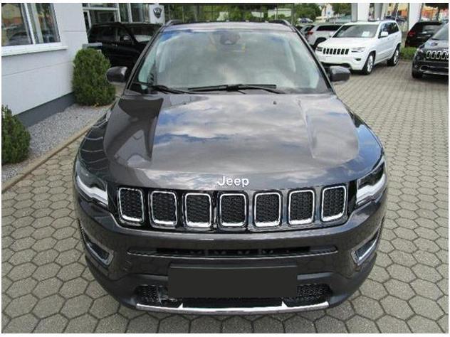 venduto jeep compass 2.0 multijet ii . - auto usate in vendita