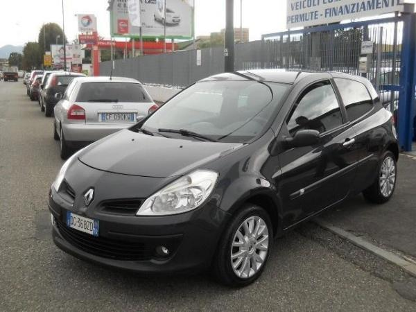 usato 1 5 dci 85cv 3 porte rip curl renault clio 2007 km in ciri torino to. Black Bedroom Furniture Sets. Home Design Ideas