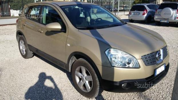 Sold Nissan Qashqai 2 0 Dci Dpf Ac Used Cars For Sale