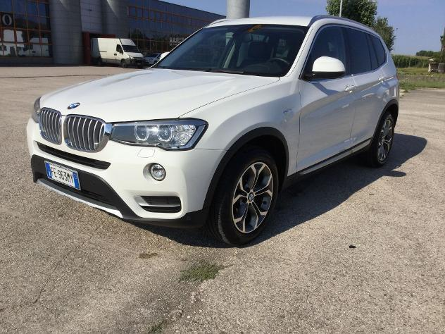 sold bmw x3 sdrive18d xline automa used cars for sale autouncle. Black Bedroom Furniture Sets. Home Design Ideas
