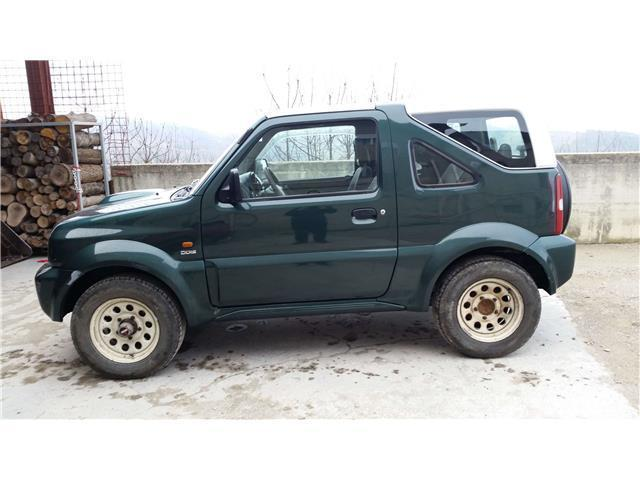 sold suzuki jimny 1 5 ddis cabrio used cars for sale autouncle. Black Bedroom Furniture Sets. Home Design Ideas