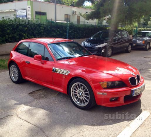 Bmw Z3 Roadster For Sale: Sold BMW Z3 Coupe 2.8 M Sport Pack