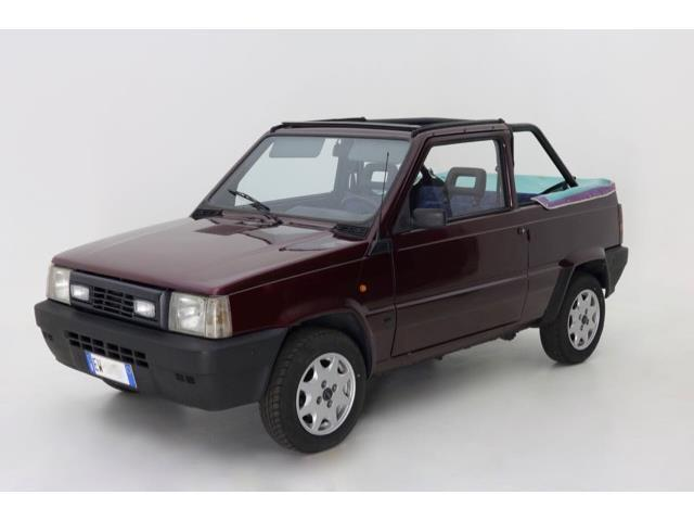 Sold Fiat Panda Cabrio Used Cars For Sale Autouncle