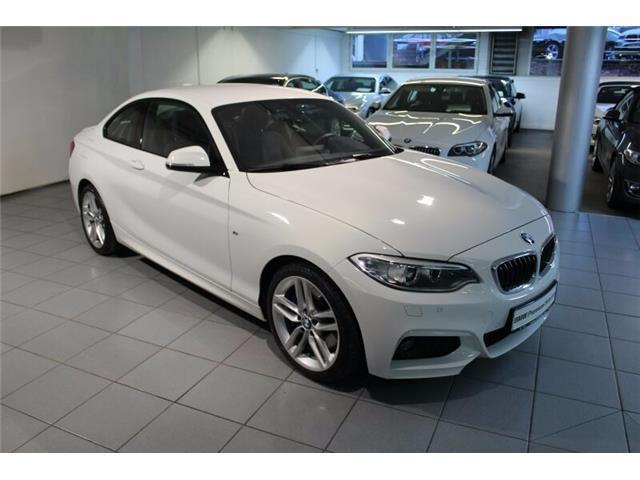 sold bmw 218 serie 2 coup m sport used cars for sale autouncle. Black Bedroom Furniture Sets. Home Design Ideas