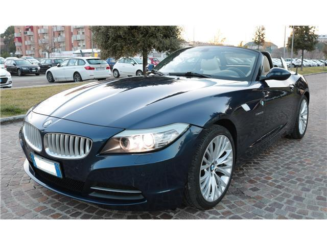 Sold Bmw Z4 Con Navigatore E Cambi Used Cars For Sale Autouncle