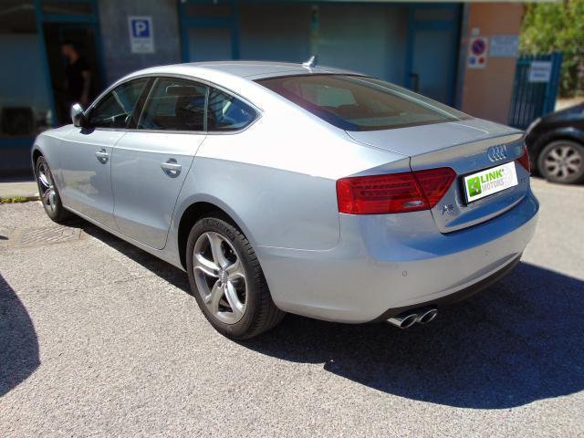 Audi a5 sportback usata 8
