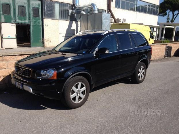 sold volvo xc90 suv 7 posti used cars for sale autouncle. Black Bedroom Furniture Sets. Home Design Ideas