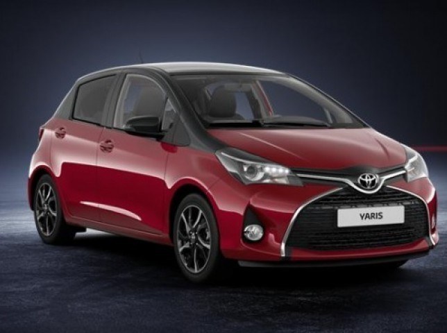 sold toyota yaris 1 4 d4d trend re used cars for sale autouncle. Black Bedroom Furniture Sets. Home Design Ideas