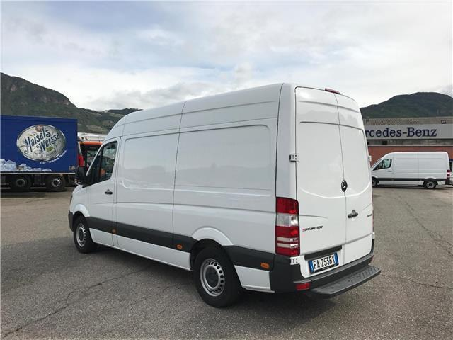 sold mercedes sprinter 313 cdi 201 used cars for sale. Black Bedroom Furniture Sets. Home Design Ideas
