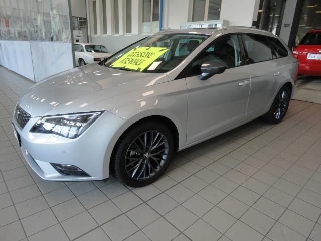 sold seat leon st 1.4 tgi dsg 5p. . - used cars for sale