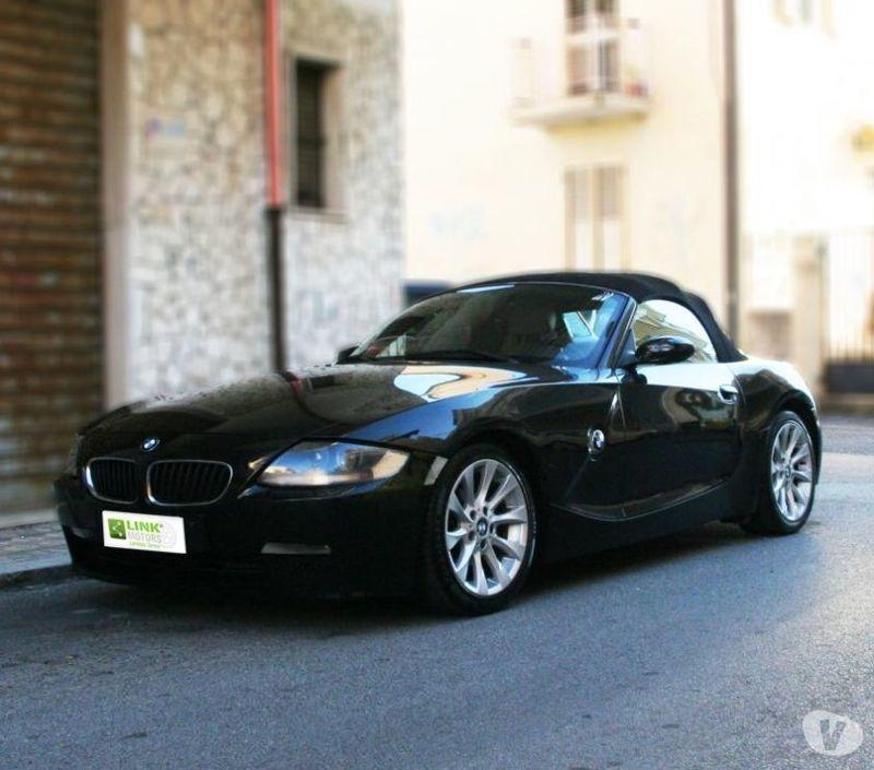 Bmw Z4 Coupe Sale: Sold BMW Z4 2.0i Roadster