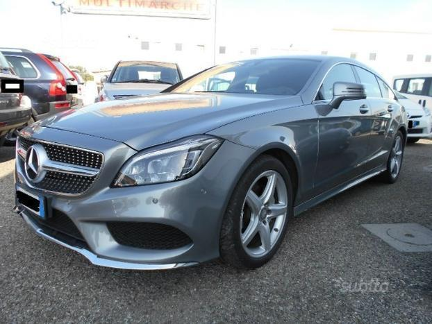 Mercedes cls class usata 865 mercedes cls class in vendita for Interni rivarolo