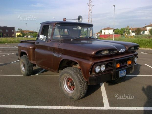 Sold Chevrolet C10 Apache Stip Sid Used Cars For Sale