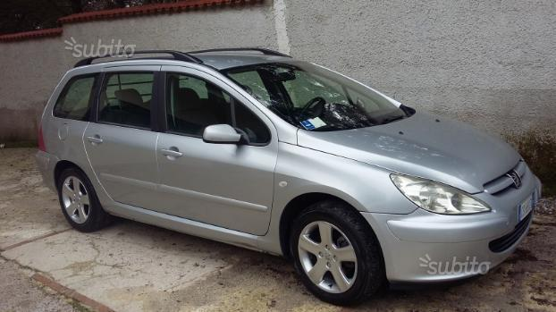 sold peugeot 307 1 sw 110 cv used cars for sale autouncle. Black Bedroom Furniture Sets. Home Design Ideas