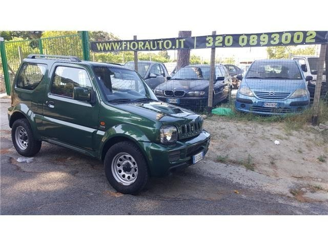 usato 4x4 diesel perfetta km ischia unico proprie suzuki jimny 2009 km in. Black Bedroom Furniture Sets. Home Design Ideas