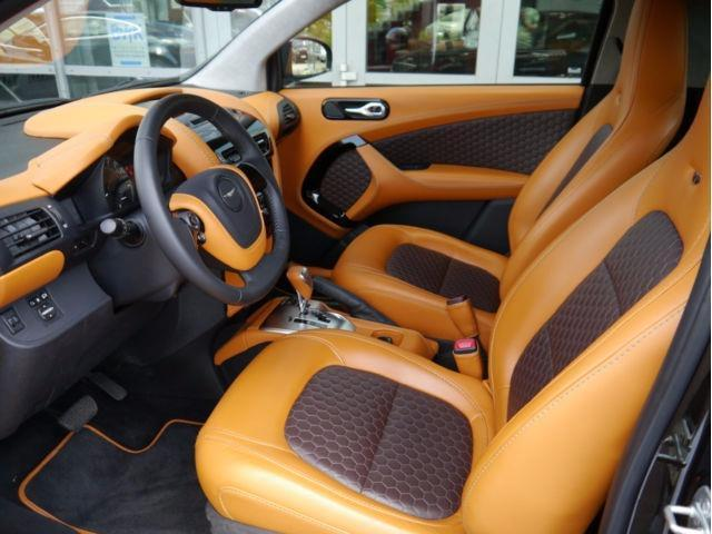 sold aston martin cygnet 1 3 cvt used cars for sale autouncle. Black Bedroom Furniture Sets. Home Design Ideas
