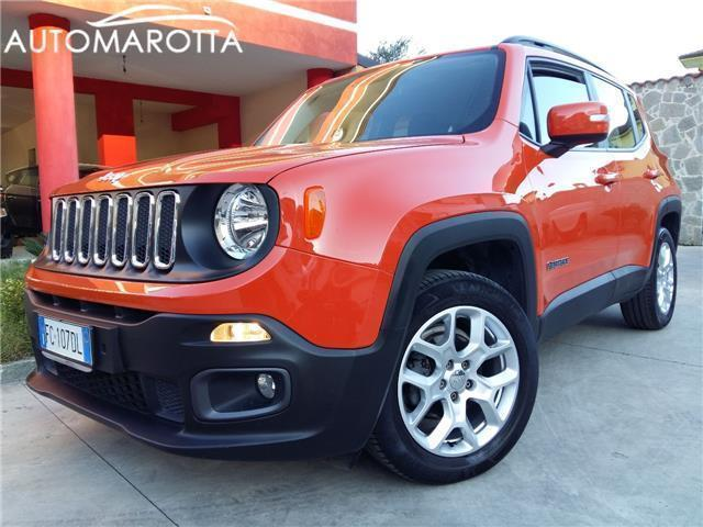 sold jeep renegade 1 6 mjt 120 cv used cars for sale autouncle. Black Bedroom Furniture Sets. Home Design Ideas