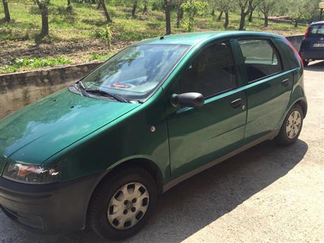 Fiat punto anno 2000 usata prezzo