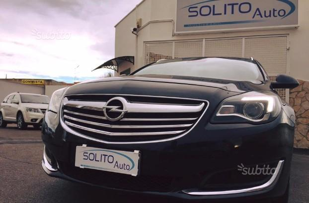 Schemi Elettrici Opel Insignia : Sold opel insignia ª serie used cars for sale autouncle