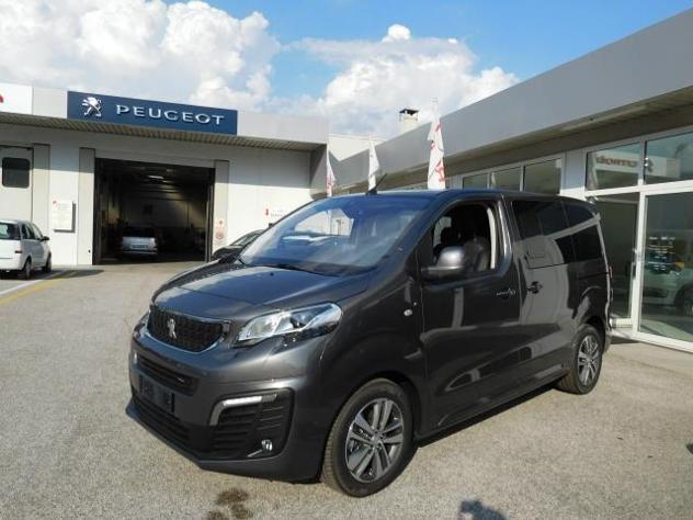 sold peugeot traveller bluehdi 150 used cars for sale autouncle. Black Bedroom Furniture Sets. Home Design Ideas