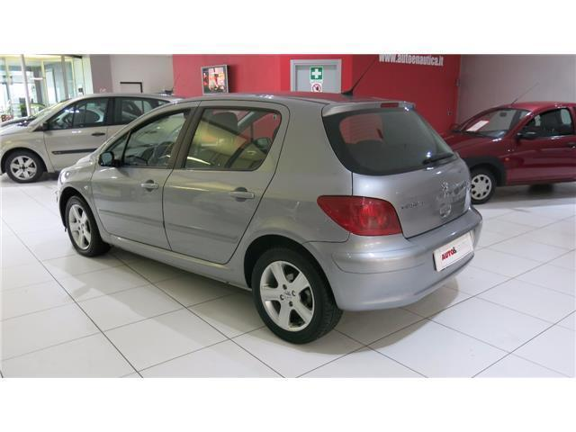 sold peugeot 307 2 0 hdi fap 5p xt used cars for sale. Black Bedroom Furniture Sets. Home Design Ideas
