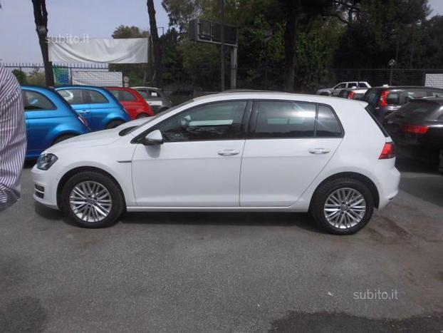 sold vw golf vii 1 6 tdi cup editi used cars for sale autouncle. Black Bedroom Furniture Sets. Home Design Ideas