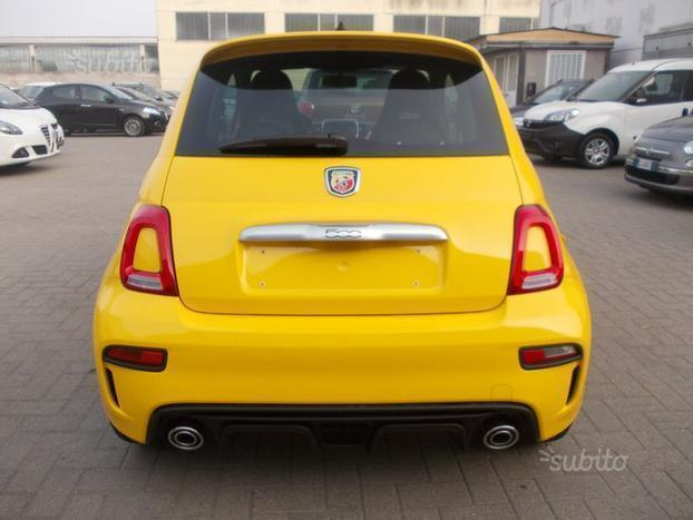 sold abarth 595 595 1 4 turbo t je used cars for sale autouncle. Black Bedroom Furniture Sets. Home Design Ideas