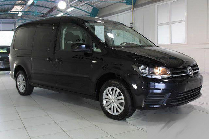 venduto vw caddy maxi trendline 7 sit auto usate in vendita. Black Bedroom Furniture Sets. Home Design Ideas