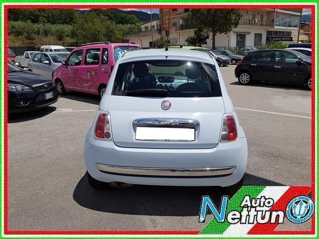Sold Fiat 500 1 2 69cv Lounge Gial Used Cars For Sale