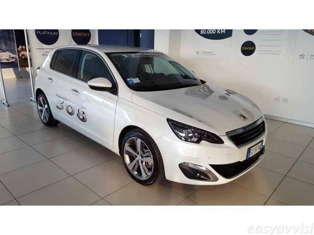 sold peugeot 308 nuova 1 6 e hdi 1 used cars for sale autouncle. Black Bedroom Furniture Sets. Home Design Ideas