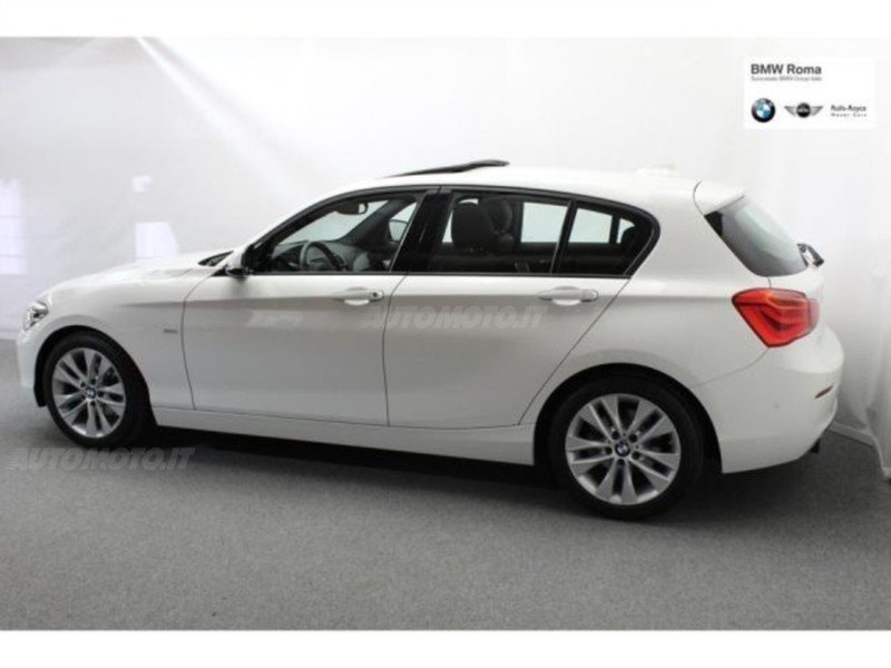 sold bmw 116 d 5p sport used cars for sale autouncle. Black Bedroom Furniture Sets. Home Design Ideas