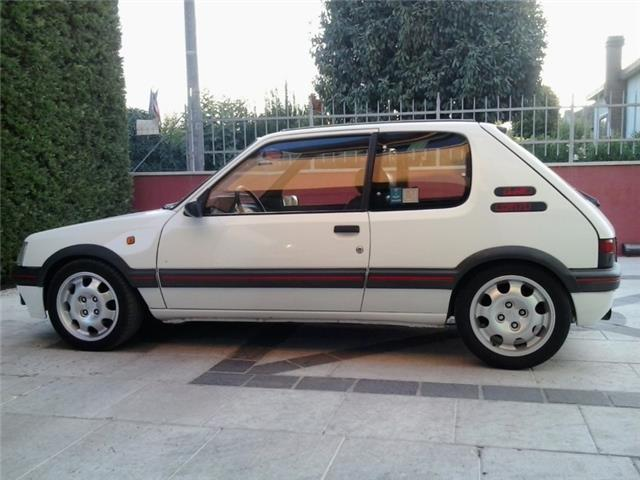 sold peugeot 205 gti 1 9 used cars for sale autouncle. Black Bedroom Furniture Sets. Home Design Ideas