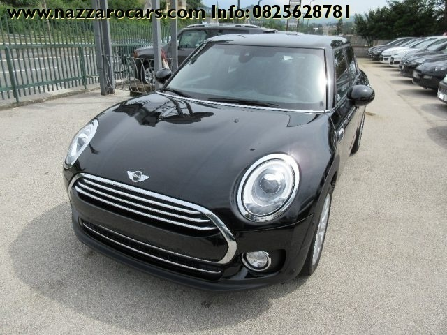 Sold Mini Cooper Clubman 20 D Red Used Cars For Sale Autouncle