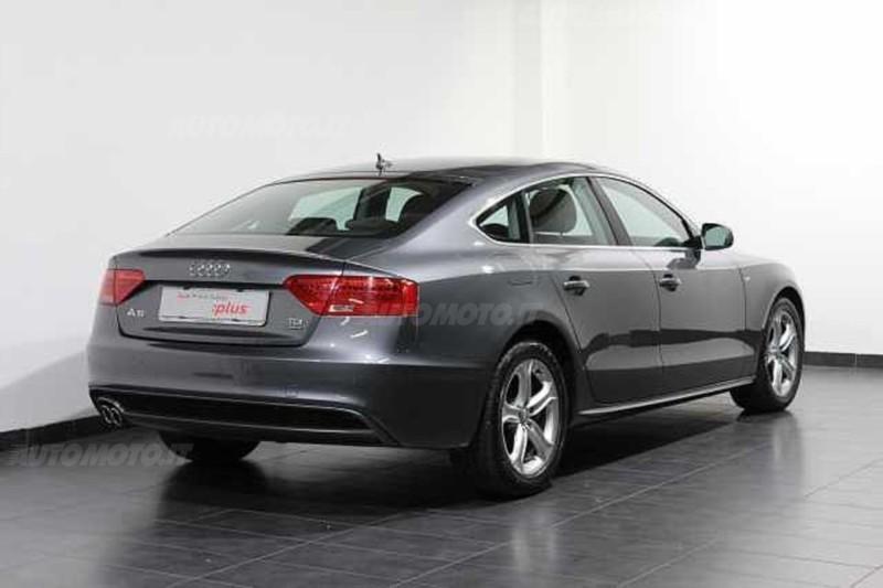 Audi a5 sportback usata lombardia 1
